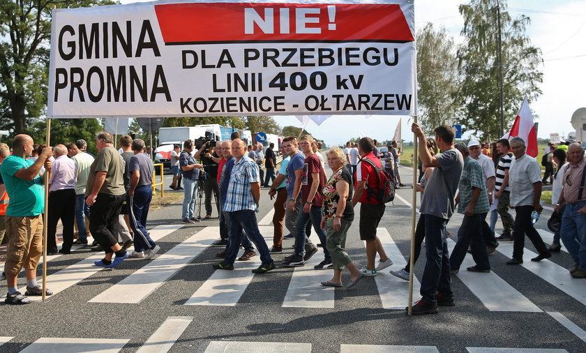 """Protestujący zablokują """"krajową 7"""". Jak uniknąć korków?"""