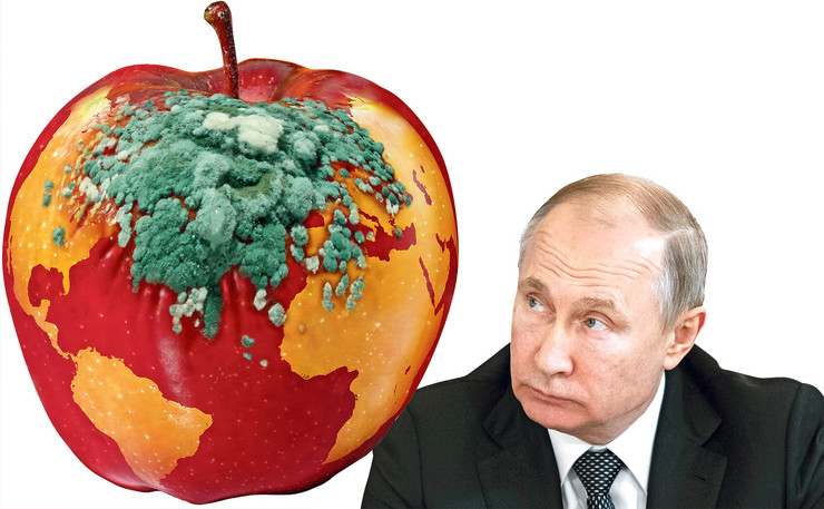 rusko tržište
