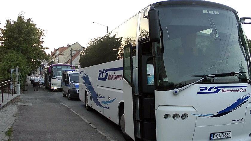 Autobus PKS Kamienna Góra