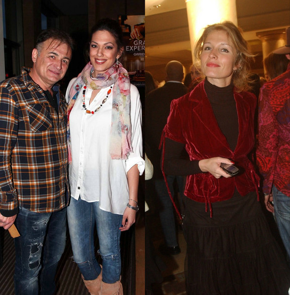 Branislav Lečić i Nina Radulović, Ivana Vujadinović