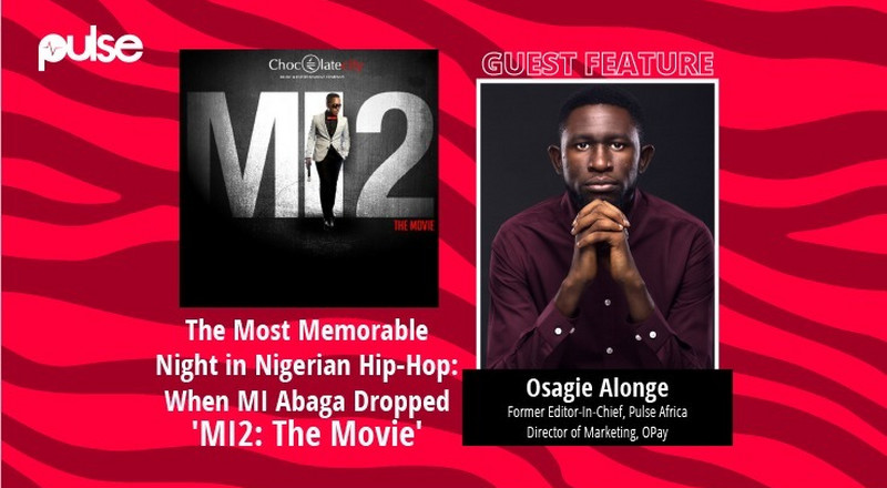 The most memorable night in Nigerian Hip-Hop: When MI Abaga Dropped 'MI2: The Movie'