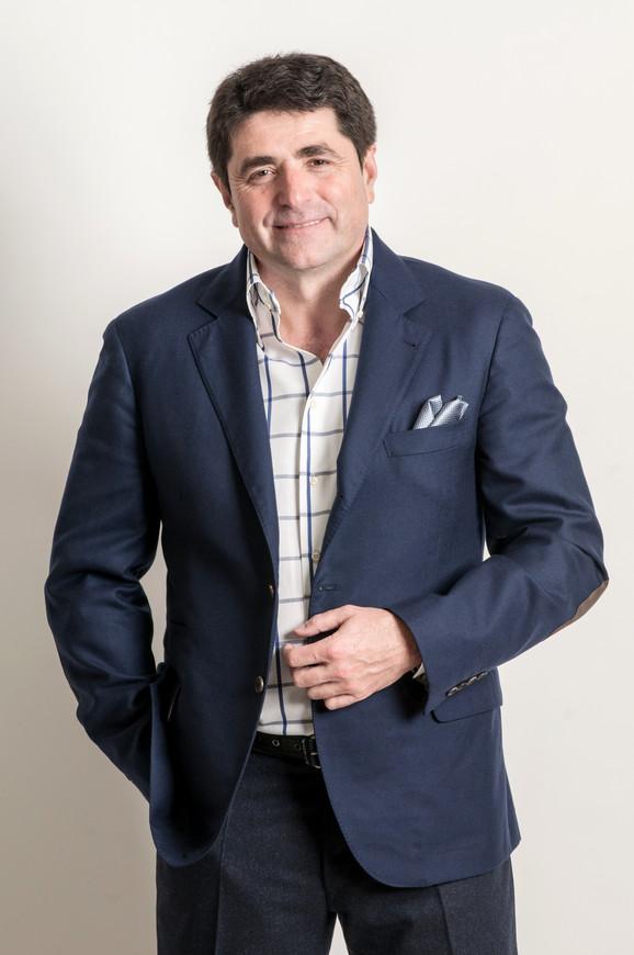 Dragan Šolak je na čelu United grupe