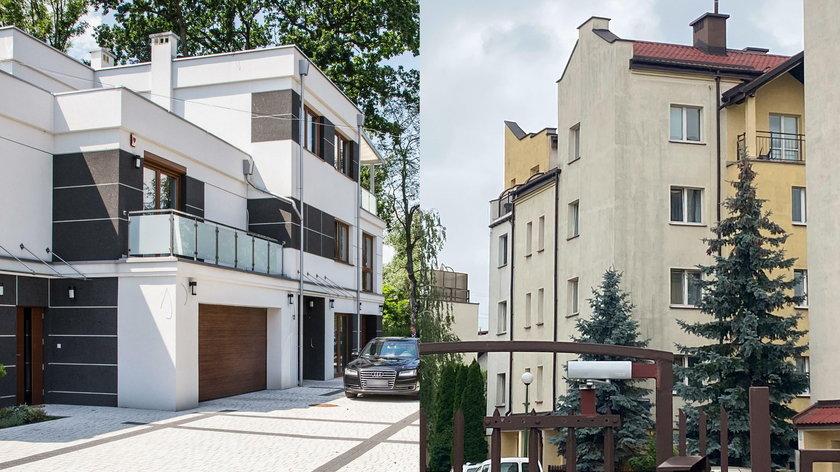 Duda vs. Trzaskowski. Luksusowy apartament kontra mieszkanie w bloku