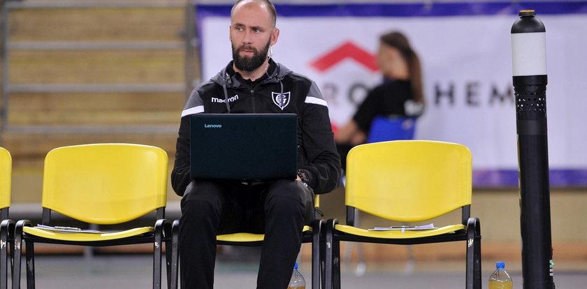 Trener GKS Katowice o kontuzji sprzed lat: W kolanie poszło mi wszystko!
