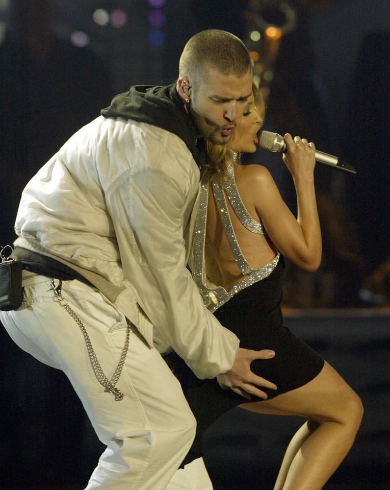 Justin Timberlake i Kylie Minogue