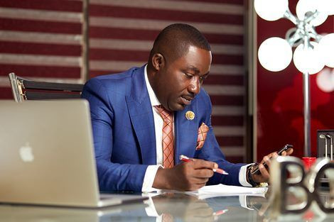 The Chief Executive Officer (CEO) of Despite Group of Companies, Dr Osei Kwame Despite