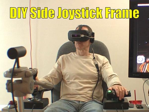 Stanowisko z goglami VR - Matt Thomas/rogerdodger.net
