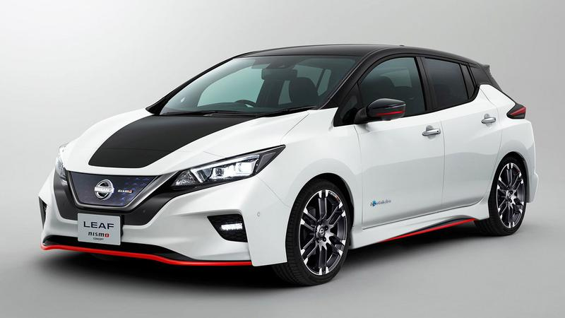 Samochody elektryczne Nissana będą wydawać sygnały ostrzegawcze
