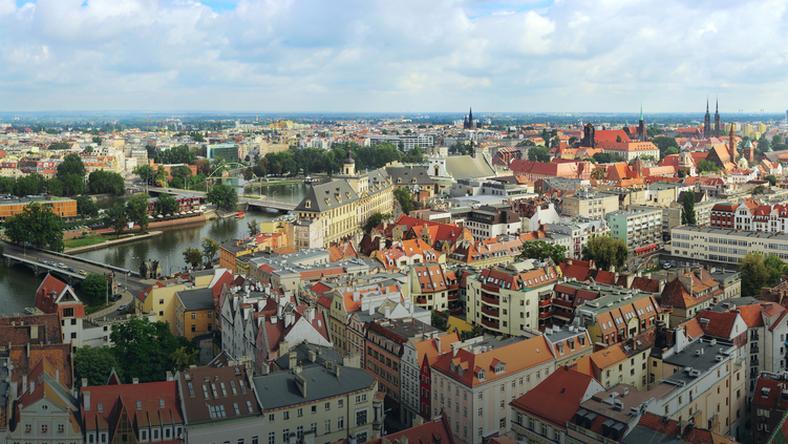 miasto Wrocław