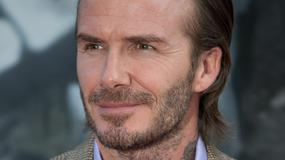 Okazała zdobycz Davida Beckhama
