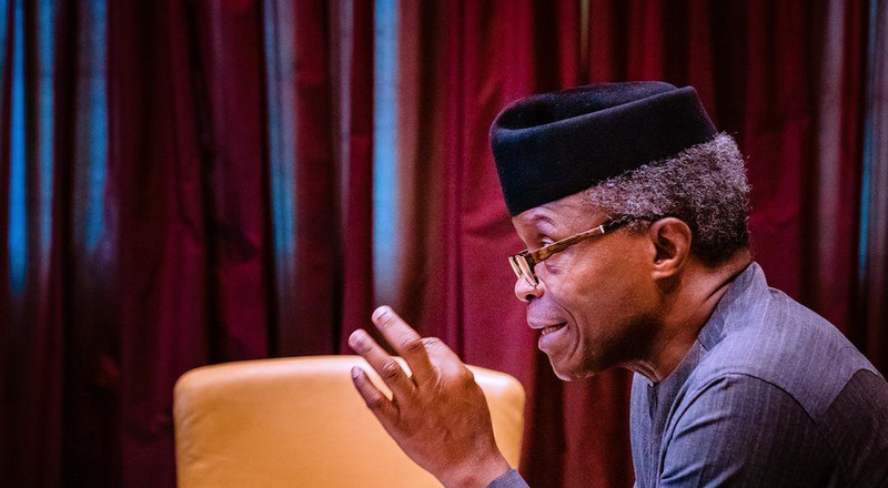 Osinbajo denies receiving N4 billion from Magu