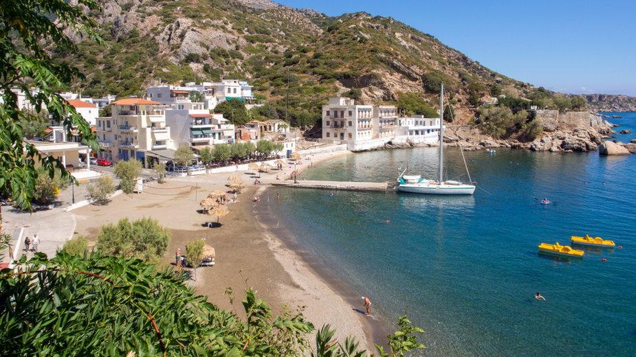 Wyspa Ikaria