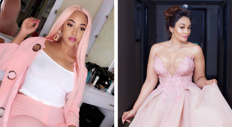 Tanasha claps back after Zari claimed that she is always in her comment section