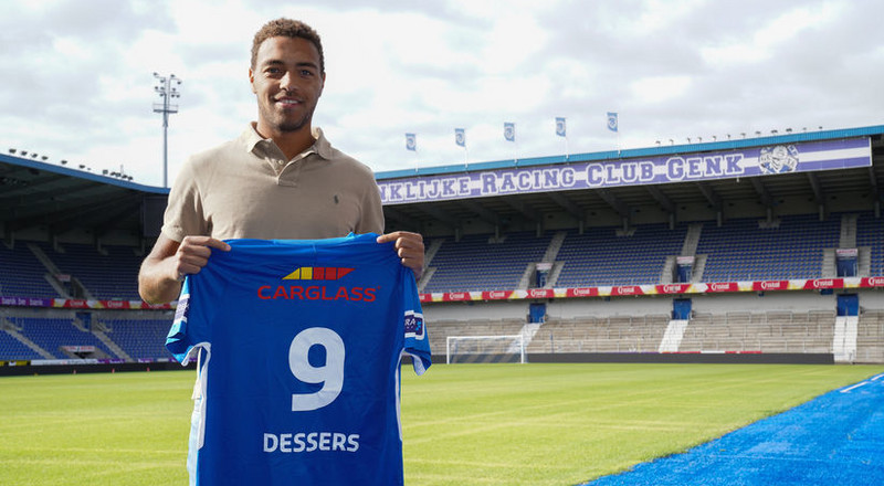 Belgian-born Nigerian striker Cyriel Dessers returns home to join Genk