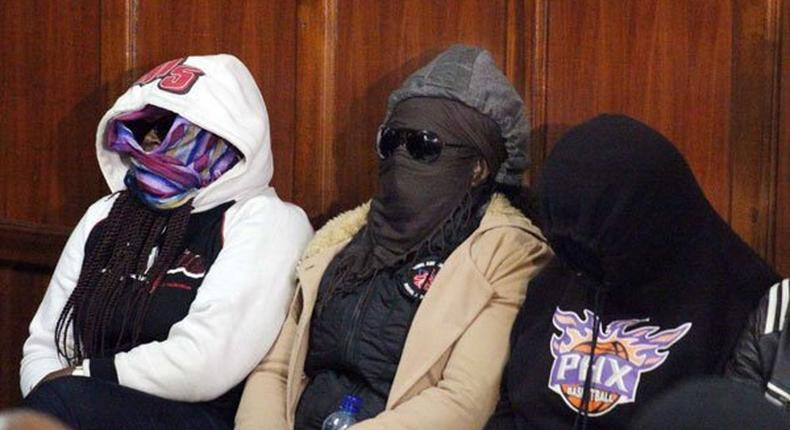 Maraga warns judges for allowing KRA suspects to wear masks in court