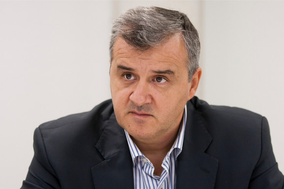 Predsednik Rukometnog saveza Srbije Božidar Đurković