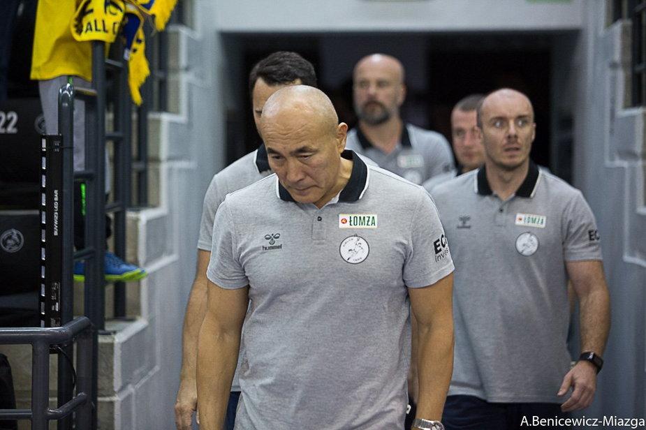 Dujszebajew: Jest mi przykro, że Szeged musiał zagrać mecz w takich okolicznościach