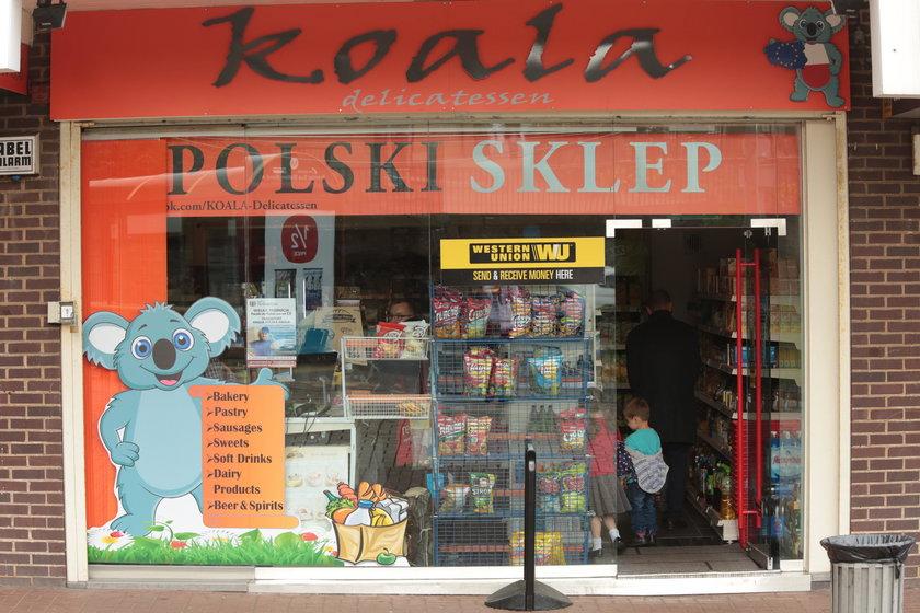 Polski sklepikarz zaatakowany w Leeds na północy Anglii