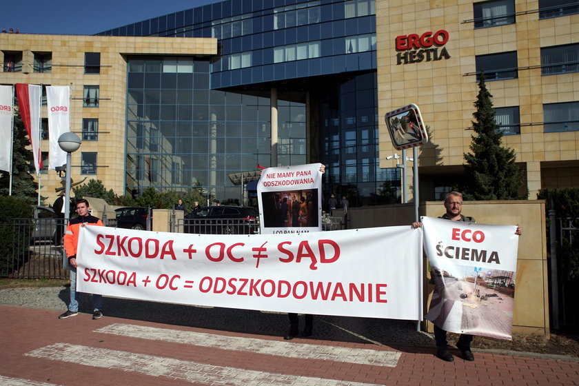 protest w Sopocie