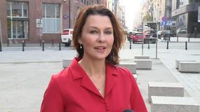 """Anna Popek zagrała w """"Pensjonacie nad rozlewiskiem"""""""