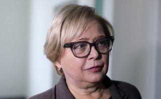 Gersdorf prezesem KRS. Wiceminister: KRS niczego się nie nauczyła