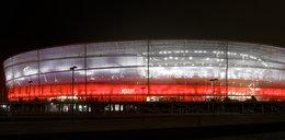 Wrocławska arena zaświeci na biało-czerwono