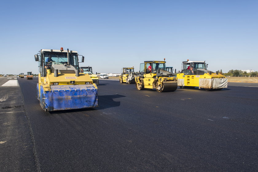 Poznańskie lotnisko wznowiło pracę po 3 tygodniowej przerwie remontowej
