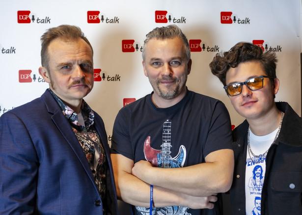 """DGPtalk """"Po stronie kultury"""" z Kubą Karasiem i Piotrem Roguckim"""