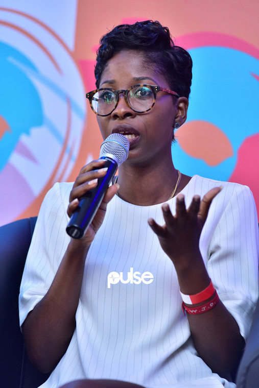 Chocolate City Vice President, Aibee Abidoye says sometimes the interests of artists and labels clash because numbers sometimes dictate direction. (Pulse Nigeria)