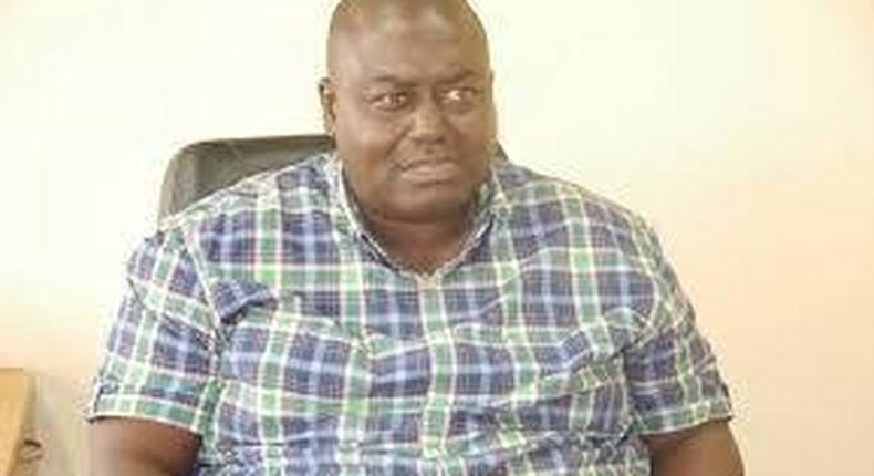 Executive Secretary for CLOGSAG, Isaac Bampoe Addo