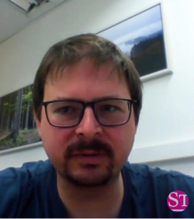 Profesor Florian Kramer, njujorški virusolog