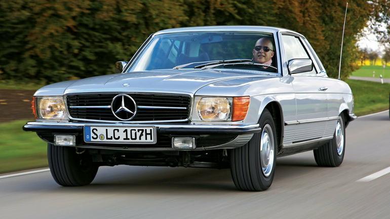 Mercedes SLC - luksus w korzystnej cenie