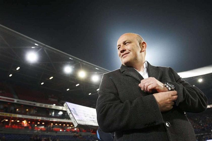 Polonia Warszawa ma nowego trenera, to Holender Theo Bos