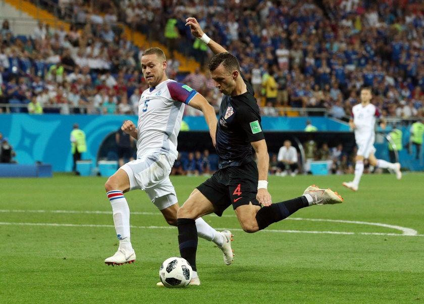 World Cup - Group D - Iceland vs Croatia