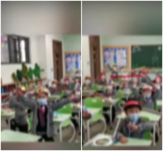 Kineski đaci