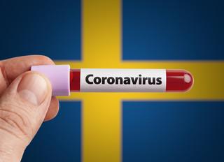 Koronawirus w Szwecji. Rekordowa liczba nowych zakażeń