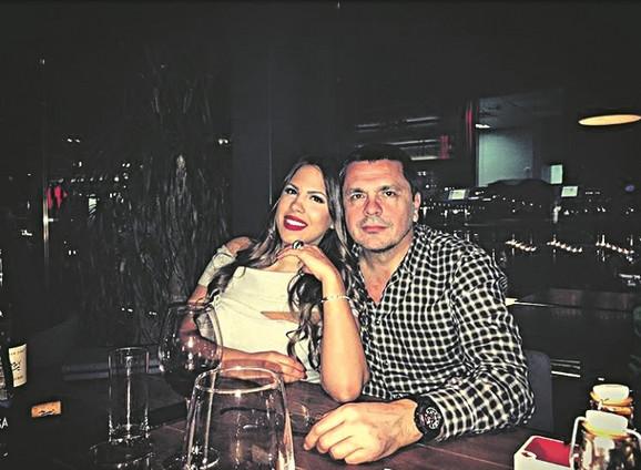 Sa ocem Milom Đurašković