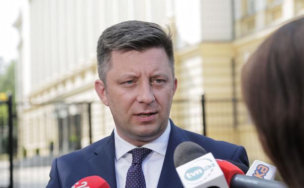 Interes Polski polega na tym, by przekop przez Mierzeję Wiślaną został jak najszybciej zrealizowany i by ta inwestycja zakończyła się sukcesem; jakiekolwiek opóźnianie jej jest działaniem na szkodę państwa polskiego - mówił we wtorek szef KPRM Michał Dworczyk.