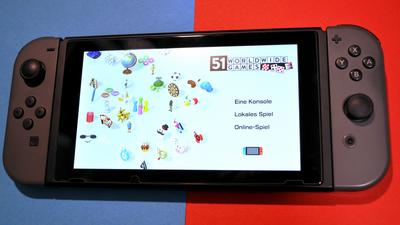 51 Worldwide Games für die Switch im Test: Tragbare Spielesammlung