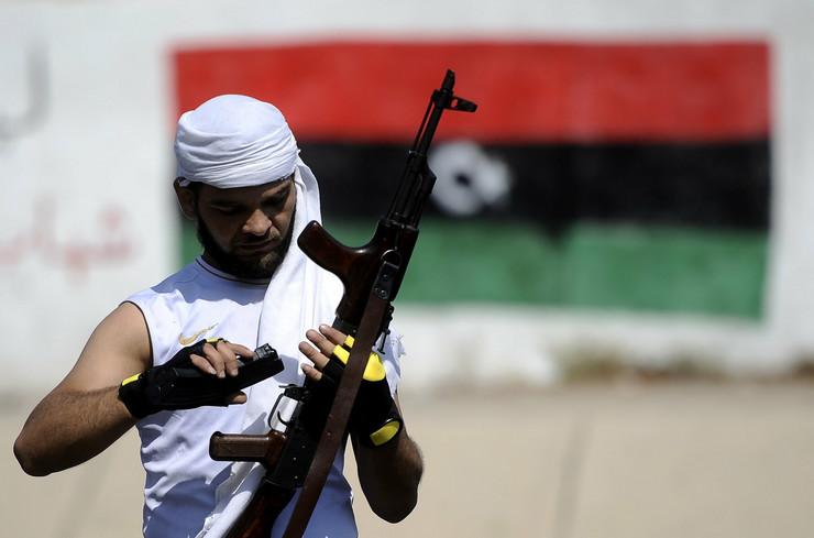 Pobunjenik u Tripoliju