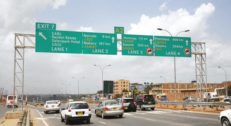 Kiambu MP Jude Njomo proposes increase of highway speed limit from 110km/h to 130km/h on major highways and super highways