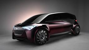 Tokio 2017: dwa wodorowe koncepty Toyoty