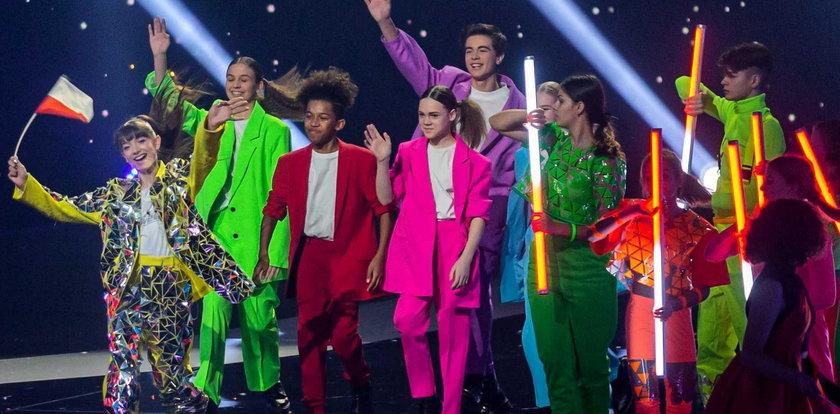 Kreacje na Eurowizji Junior! Która gwiazda pokazała za dużo?