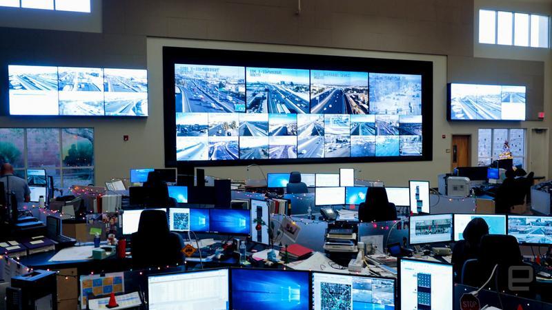 Las Vegas otrzyma inteligentną infrastrukturę drogową