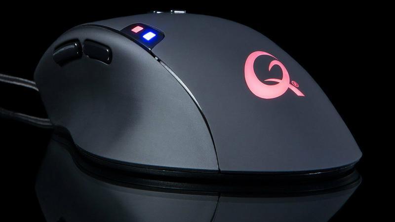 Myszka QPAD 8K Laser, fot. QPAD