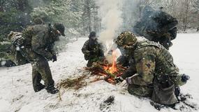 Polscy żołnierze szkolą się na survivalowym kursie SERE