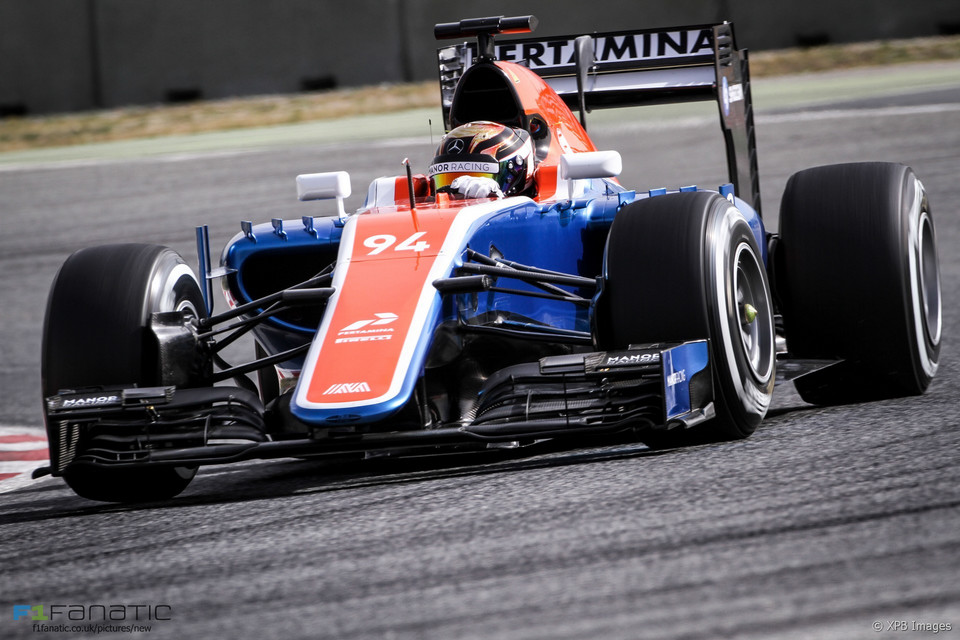 Manor - Mercedes MRT05