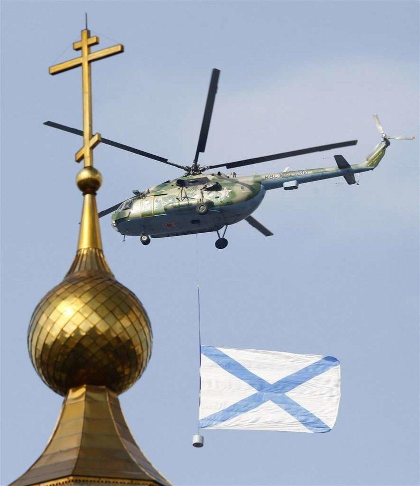 W Moskwie się przestraszyli! Czego?