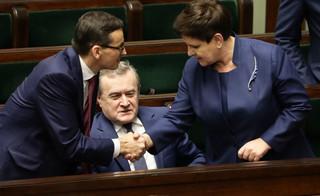 Schetyna o wystąpieniu Morawieckiego: Zestaw komunałów, to nie było expose