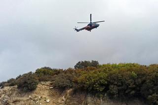 Grecja: Katastrofa wojskowego śmigłowca. Nie żyją cztery osoby